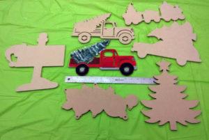 20 dollar wood cutouts