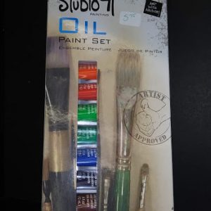 Studio 71 Oil Paint Set